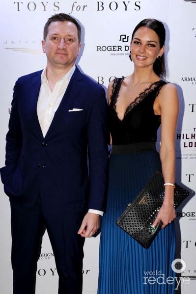 Sebastien Besson & Mim Gardiner