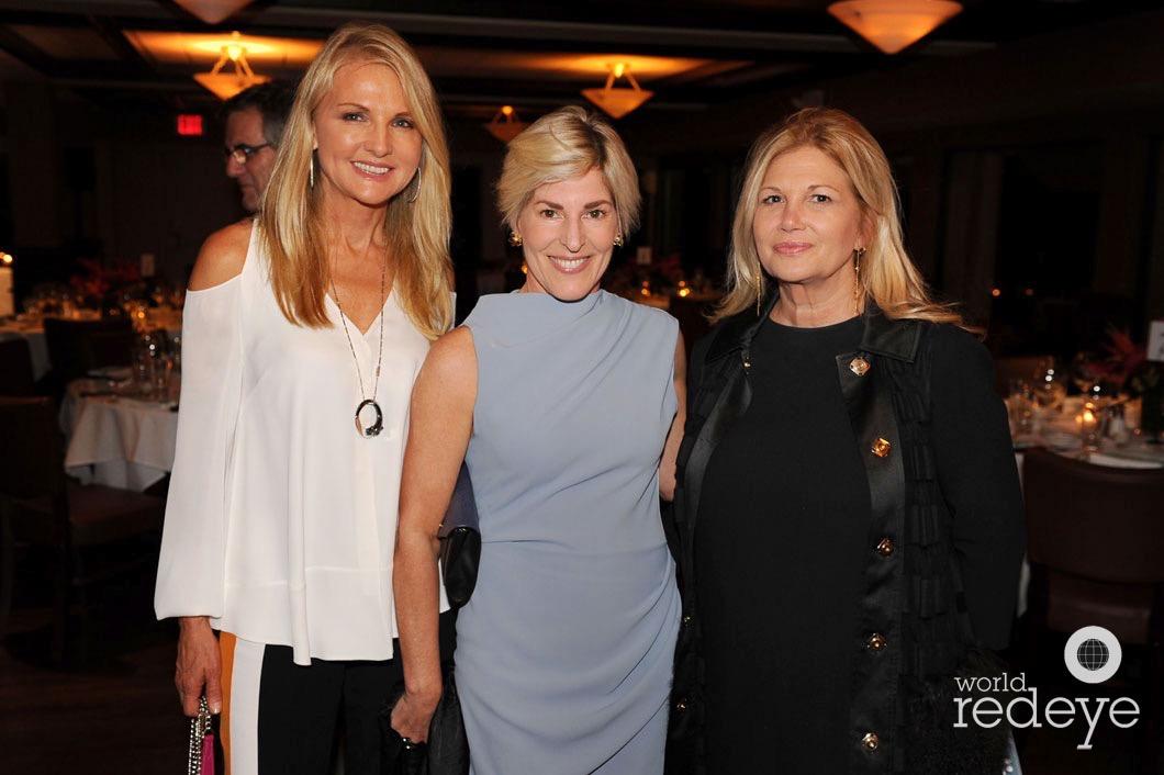 Petra Levin, Stephanie Reed, & Ellen Salpeter