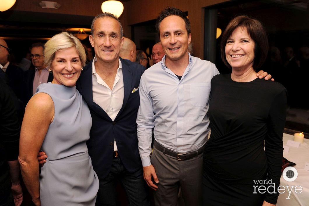 Stefani Reed, Evan Reed, Mario Cader-Frech, & Debra Scholl