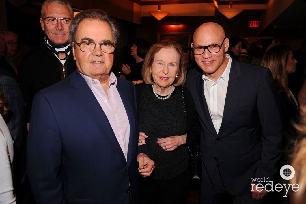 Carlos de la Cruz, Rosa de la Cruz, & Craig Robins