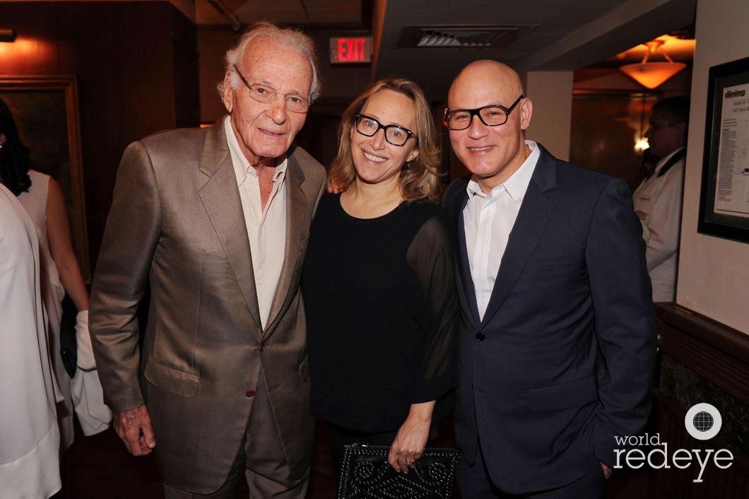 Norman Braman, Jackie Soffer, & Craig Robins