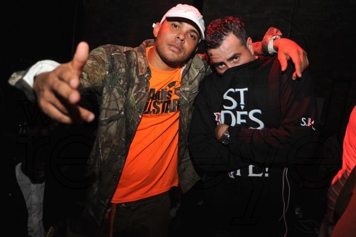 Walshy Fire & Raul Sanchez