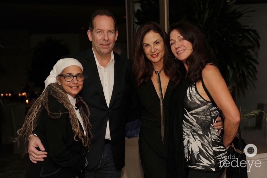 Crispy Soloperto, John & Debra Lair, & Victoria Moore