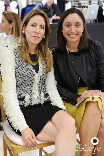Gioconda Baltodano & Maria Dominguez