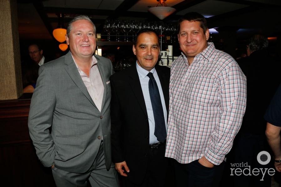 5-Michael Feighery, Henry Delgado & Courtland Lantaff