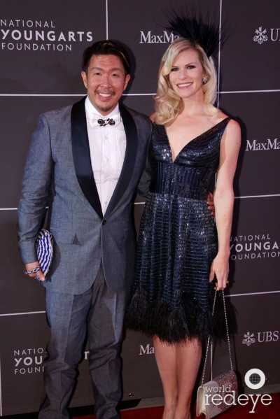 John Lin & Suzy Buckley Woodward