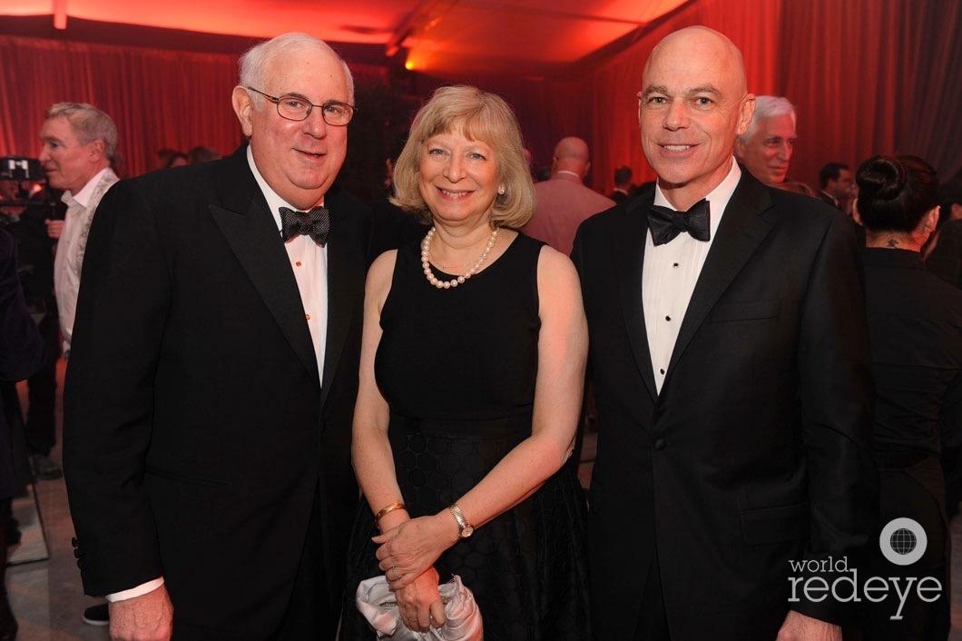Charles Temel, Judy Temel, & Rich Kohan