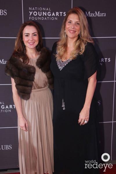 Olga Blavatnik & Soledad Picon Fernandez