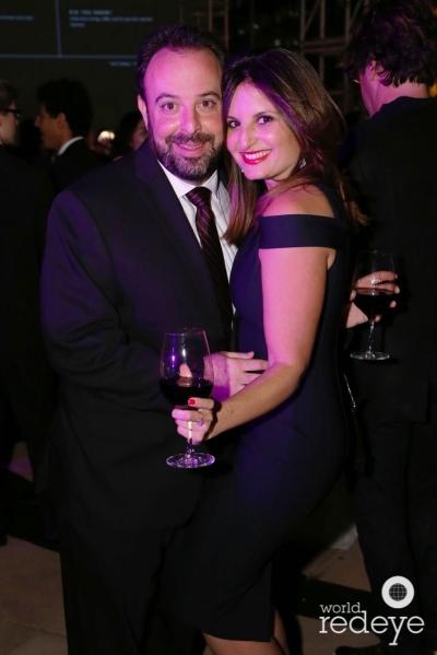 Jon Warech & Leanne Shapiro