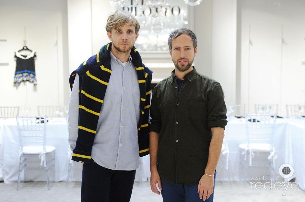 4-Christopher de Vos & Peter Pilotto