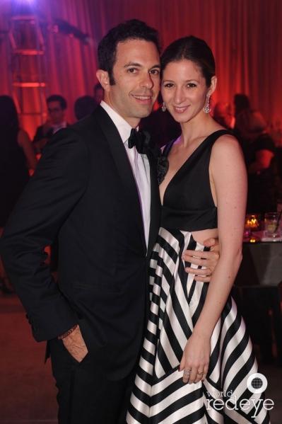 David & Emily Aaron