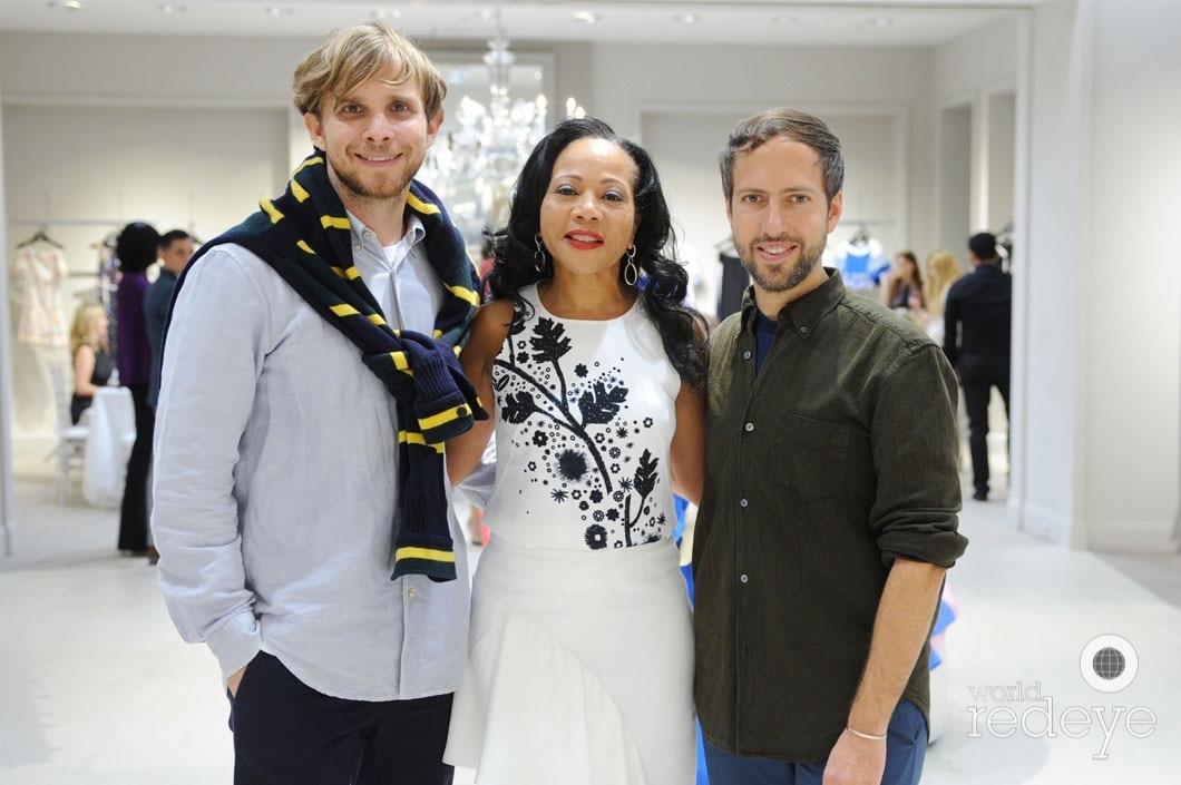 5.1-Christopher de Vos, Teresa Foxx-Artis, & Peter Pilotto