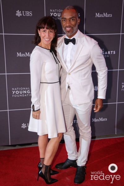 Lisa Leone & Desmond Richardson