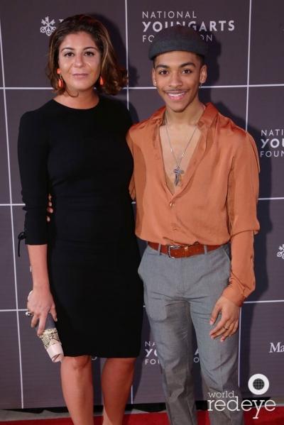 Maria Maramotti & Javon Jones