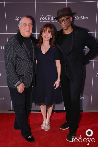 Alan & Diane Lieberman, & Bill T Jones