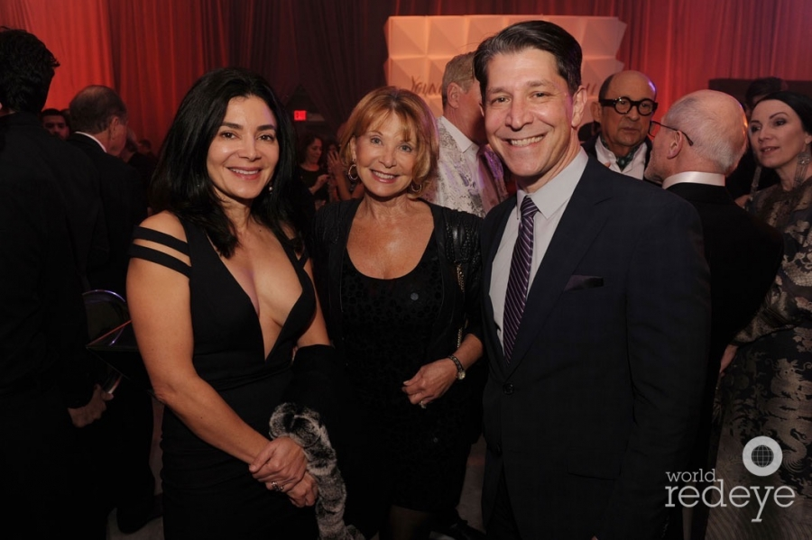 Ana Bierman, Cathy Coakley, & Mitchell Bierman
