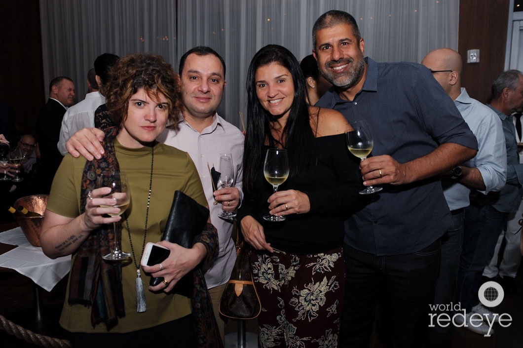 27.2-Fabiana Moraes, Ricardo Silva, Michelle Moraes & Vinicius Barbosa