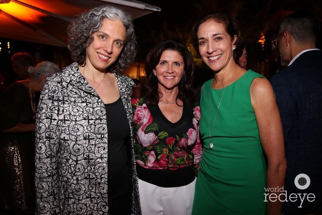 9-Beatrice Affron, Kristi Jernigan, & Lourdes Lopez