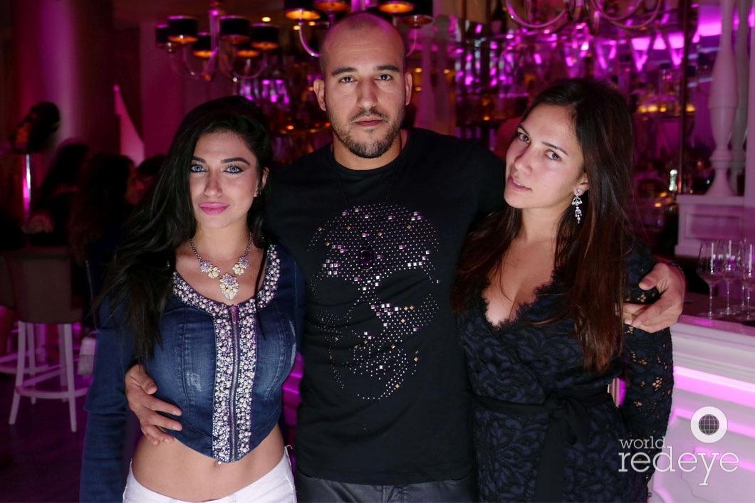 5.5-Sophia Da Costa, Vida Alimi & Friends2