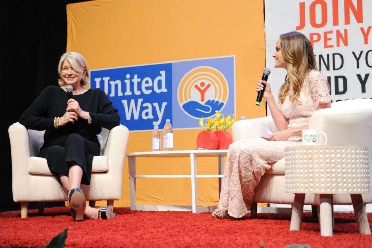 2.1-Martha Stewart & Melissa Medina Speaking5
