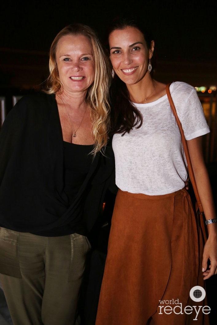 31-Cecilie Jorgensen & Laiz lardi