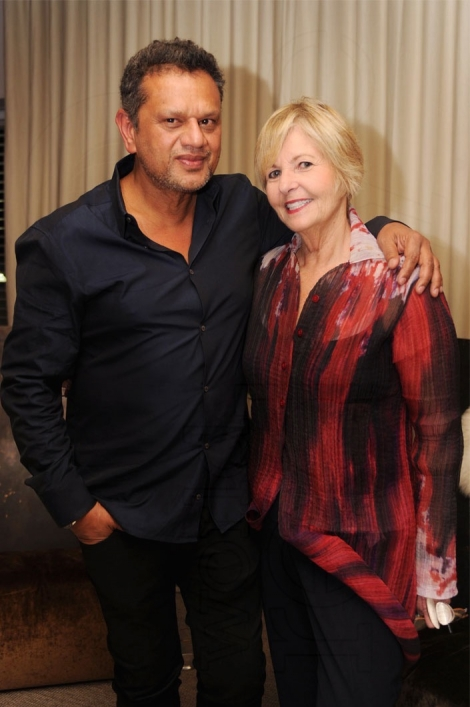 1-Naeem Khan & Cathy Leff1