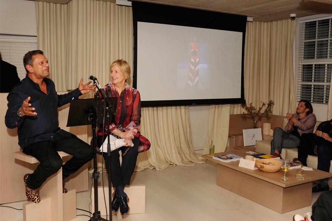12-Naeem Khan & Cathy Leff speaking12