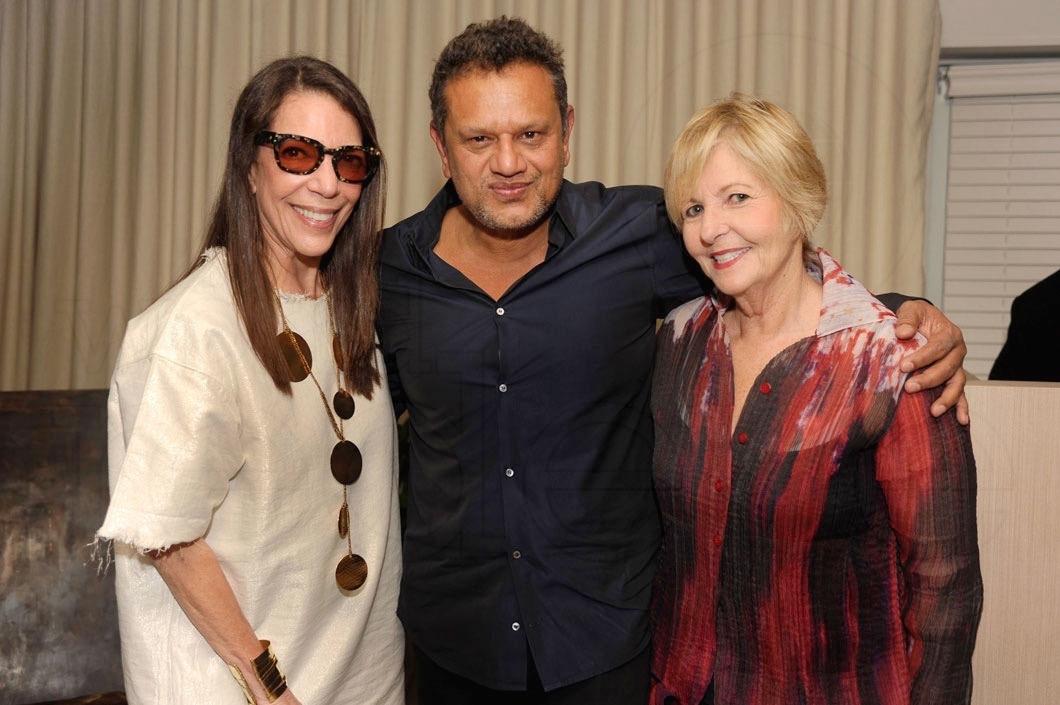 29-Sam Robin, Naeem Khan, & Cathy Leff