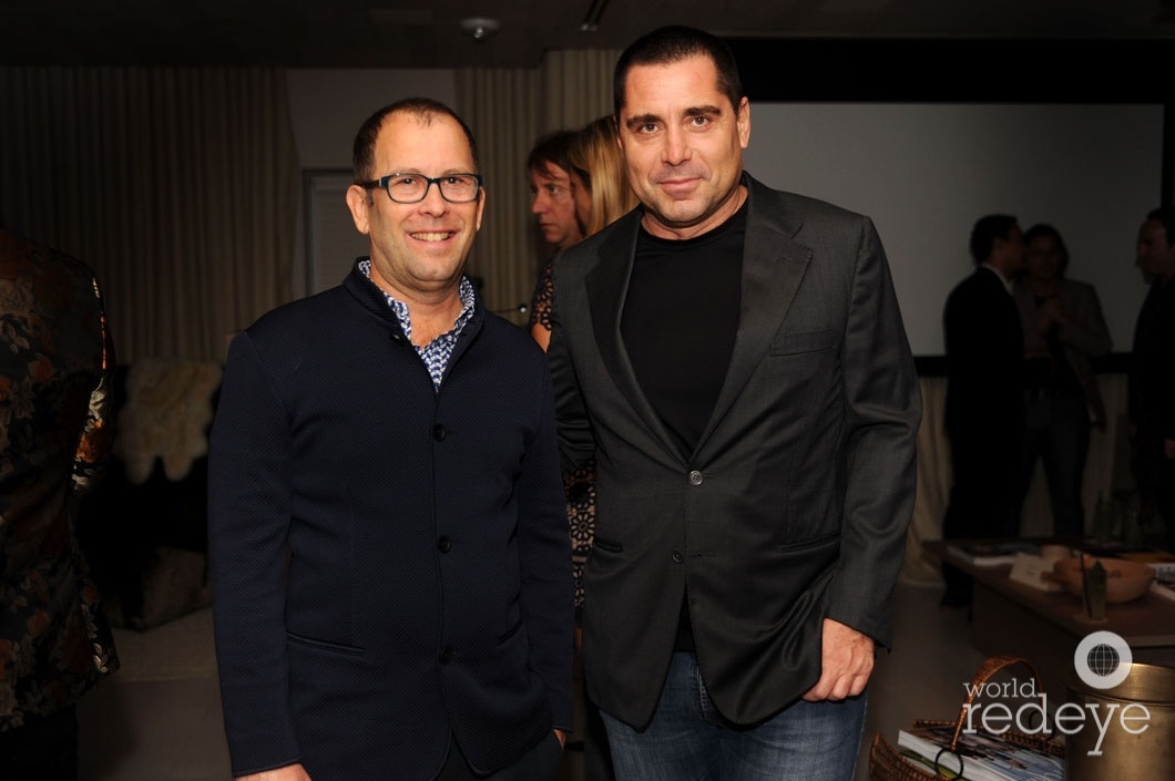 36-George Lindemann & Riccardo Silva
