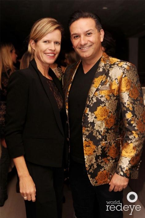 39-Lori Warriner & Anil Kakar