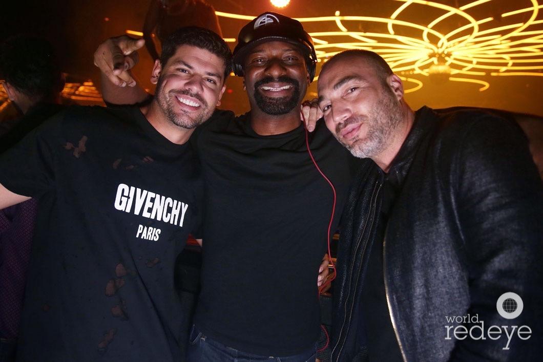 24-Salvador Lairet, DJ Irie, & Keith Paciello
