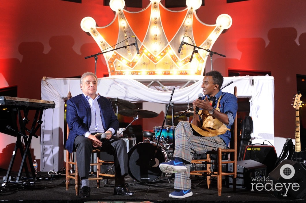 4-Lee Schrager & Marcus Samuelsson speaking18