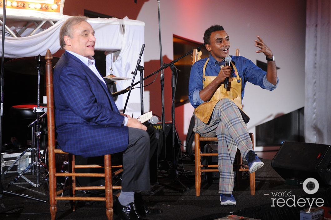 6-Lee Schrager & Marcus Samuelsson speaking4