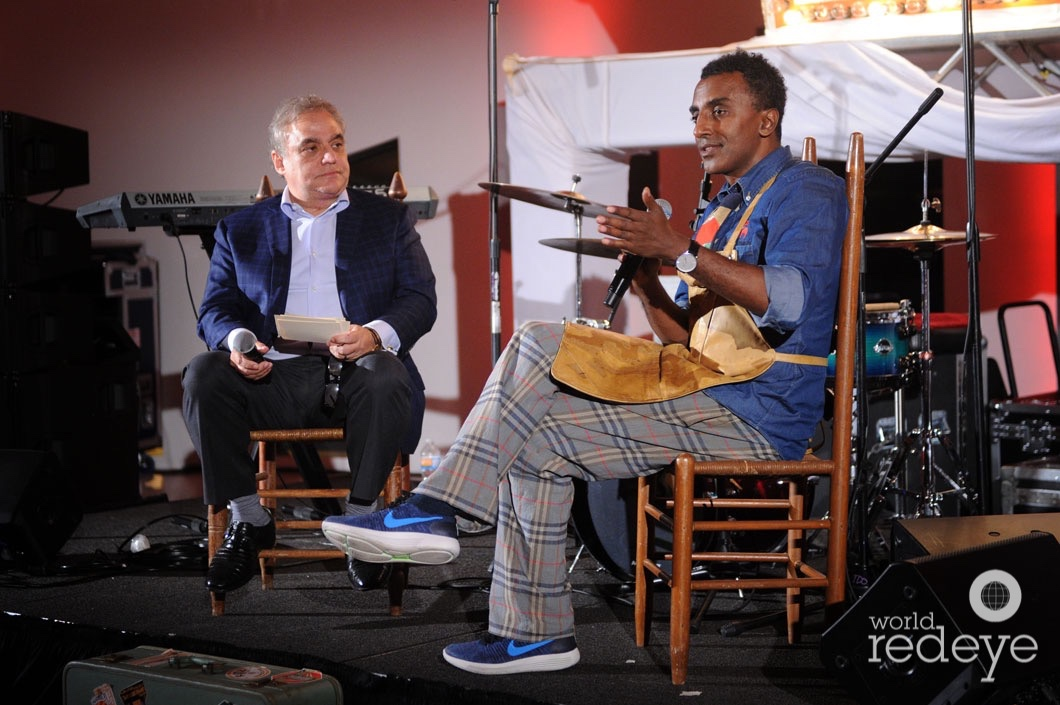 7-Lee Schrager & Marcus Samuelsson speaking15
