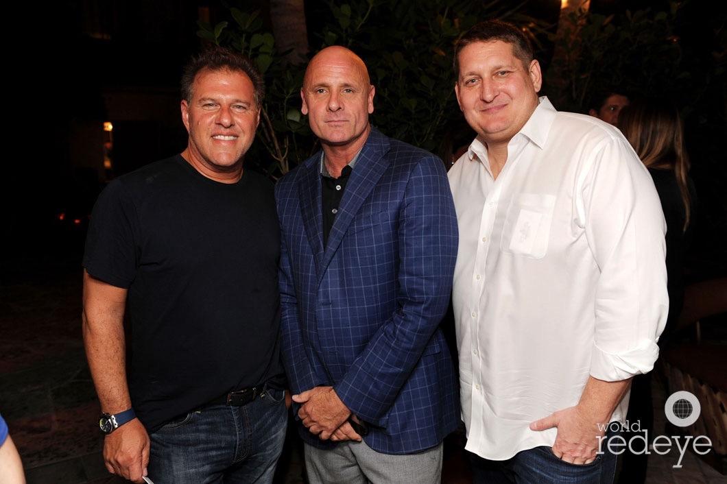 Scott Ballin, JP Oliver, & Courtland Lantaff