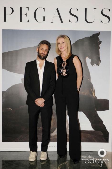 2-Seth Browarnik & Belinda Stronach1