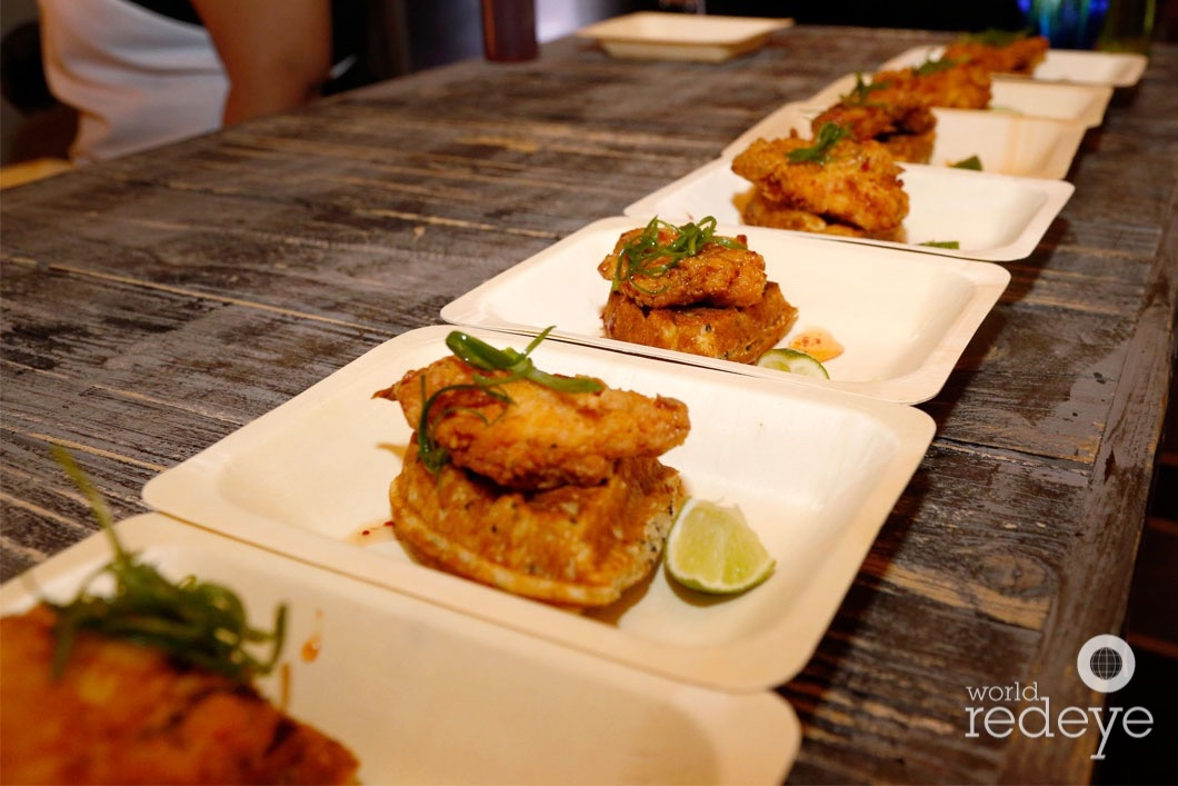 Chicken Coupe Hosted by Andrew Carmellini at W South Beach - World Red ...