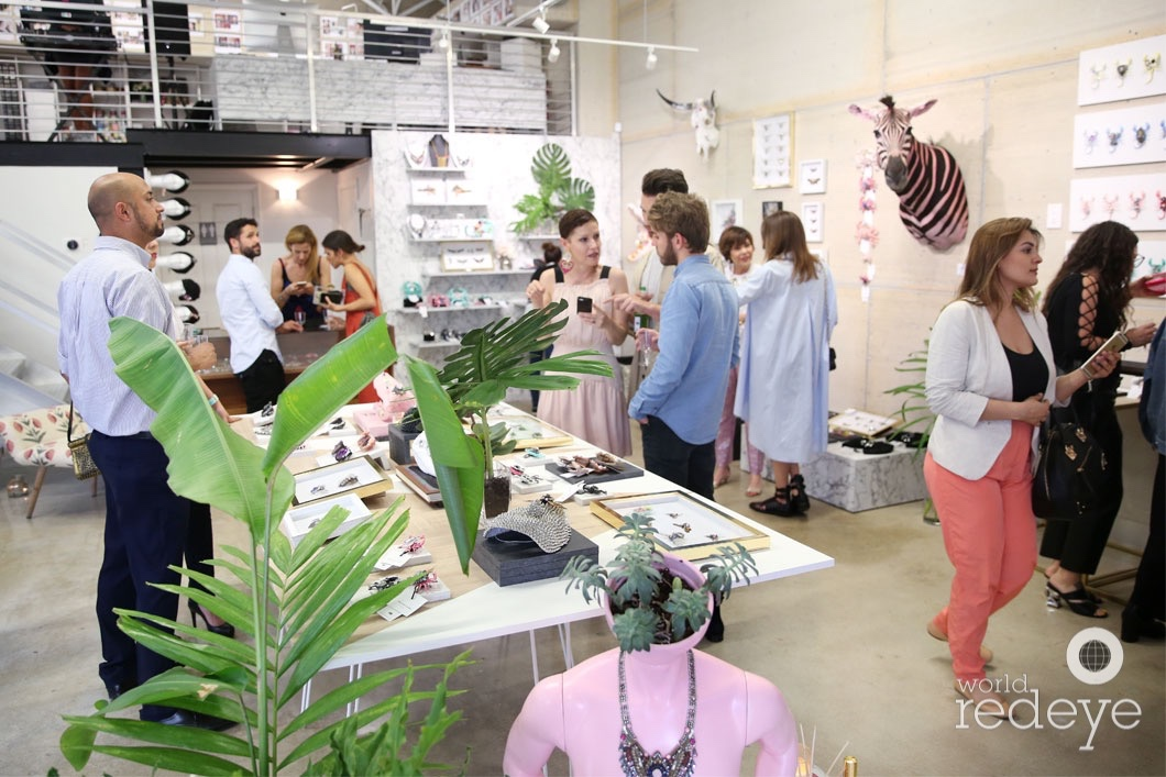 Maryjane Claverol Opening Store at The Leah Arts District