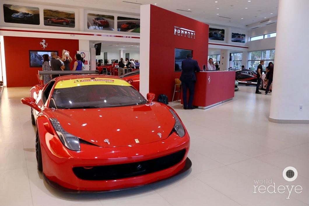 Ferrari Of Fort Lauderdale Hosts Ferrari Challenge Season Kick Off Celebration World Red Eye World Red Eye