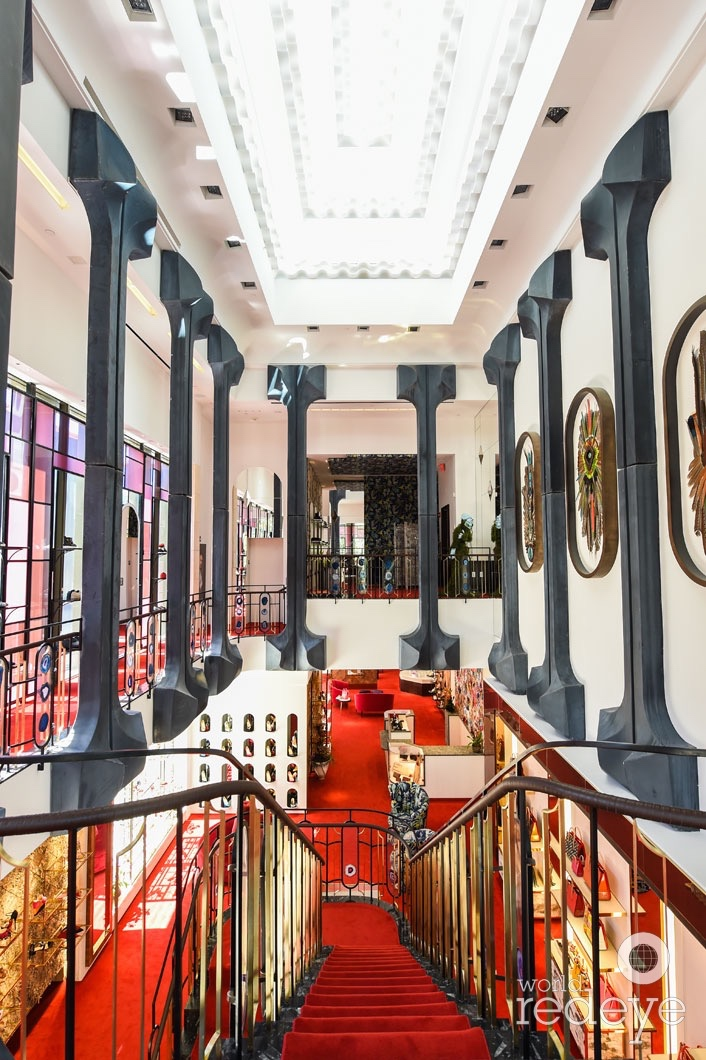 Christian Louboutin Miami Flagship Boutique Opening Celebration