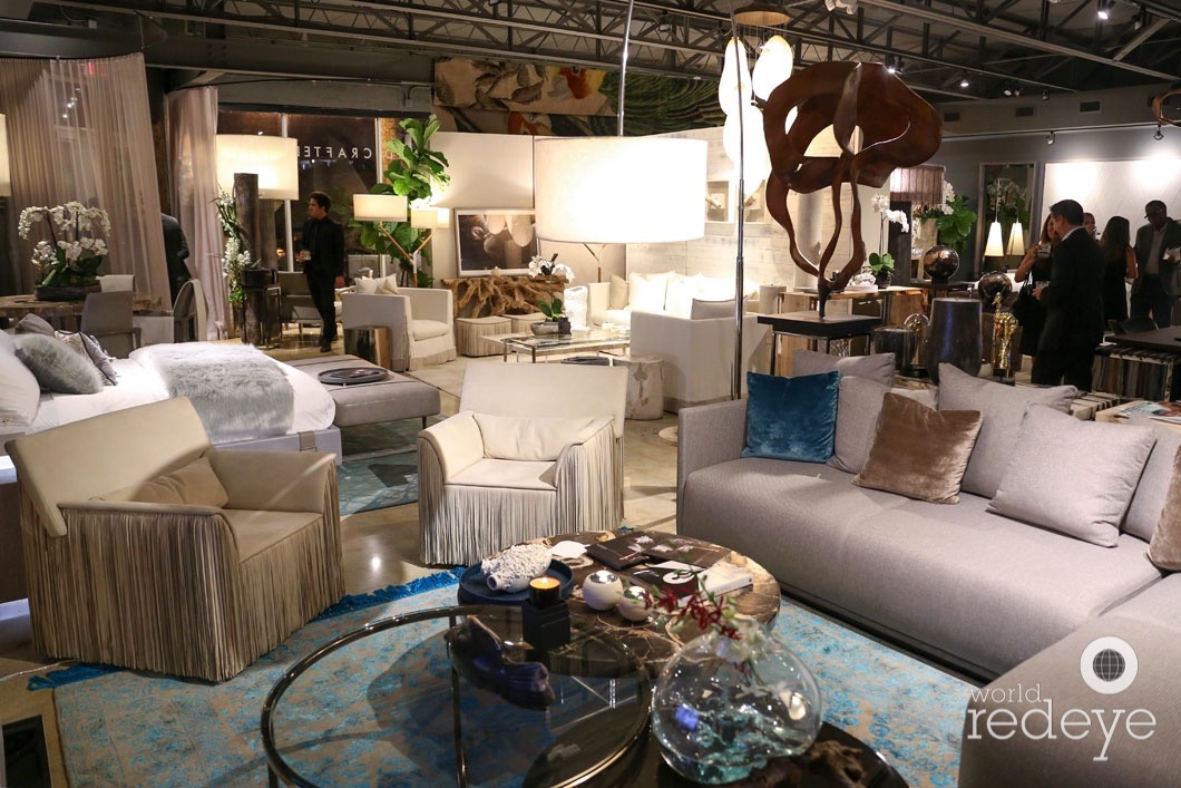 ... Edgewater District Partnered With Luxury Furniture And Design Brand  MORADA Haute Furniture Boutique To Introduce The New Tailored Ambiances  Created For ...