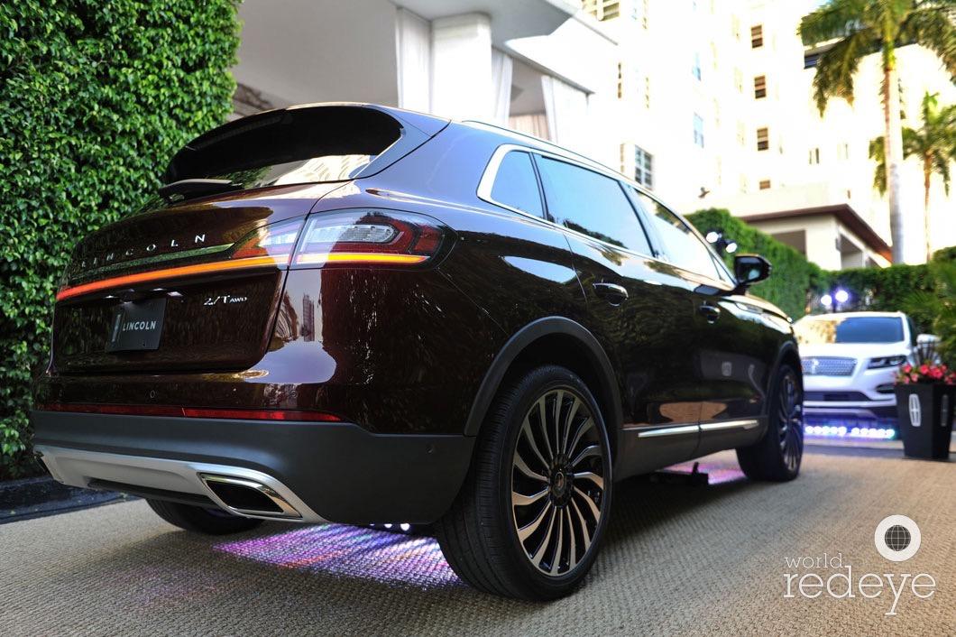 Lincoln Motor Company x sbe Partnership Launch at Delano