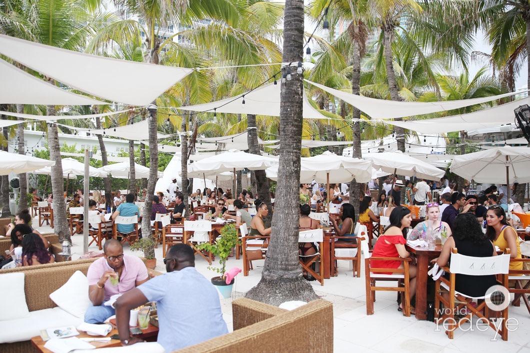 Grand Day At Nikki Beach Miami