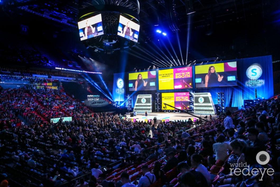 Market America | SHOP COM's 2019 World Conference - DAY 1