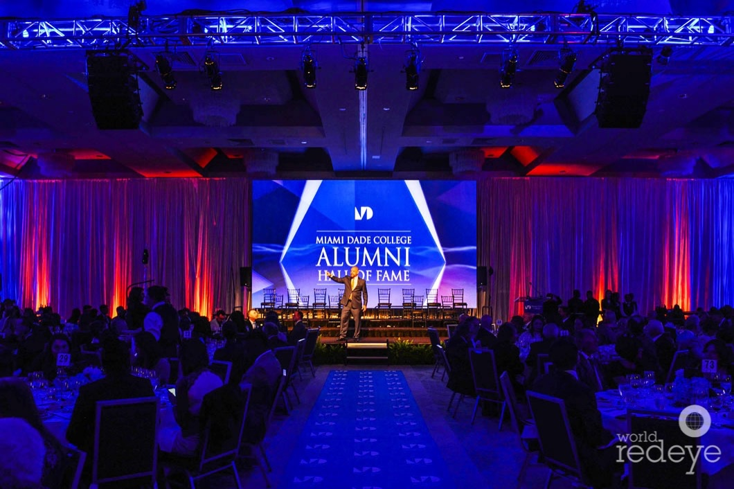 2019 Miami Dade College Alumni Hall Of Fame World Red Eye World Red Eye