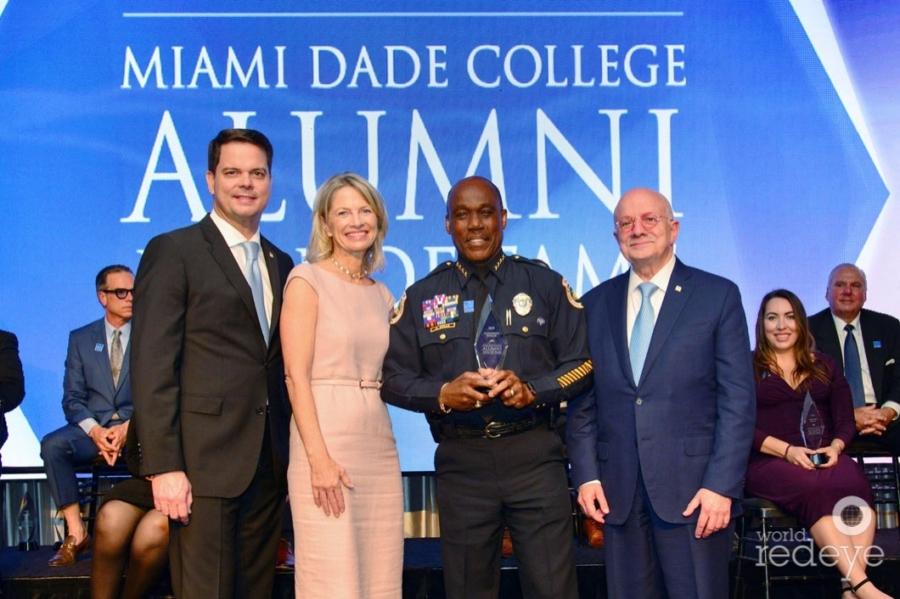 2019 Miami Dade College Alumni Hall of Fame - World Red Eye | World