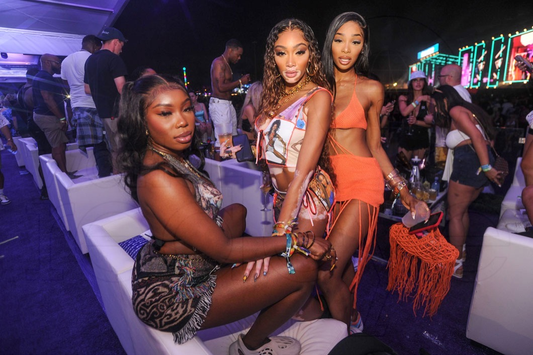 2-shannon-hamilton-winnie-harlow-herapatra9 VIP PASS: NYC's DJ STACKS Opens Rolling Loud Festival for Guests: The Miami Heat, Diddy, City Girls, Tonee Marino, James Harden, Lil Baby & More!