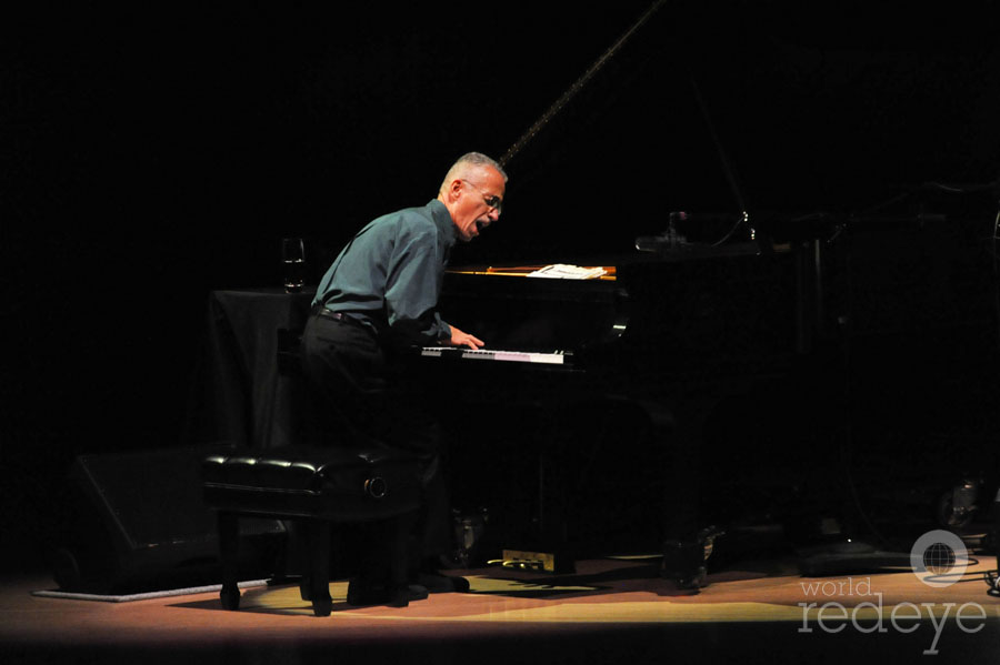 A Night with Keith Jarrett - World Red Eye | World Red Eye