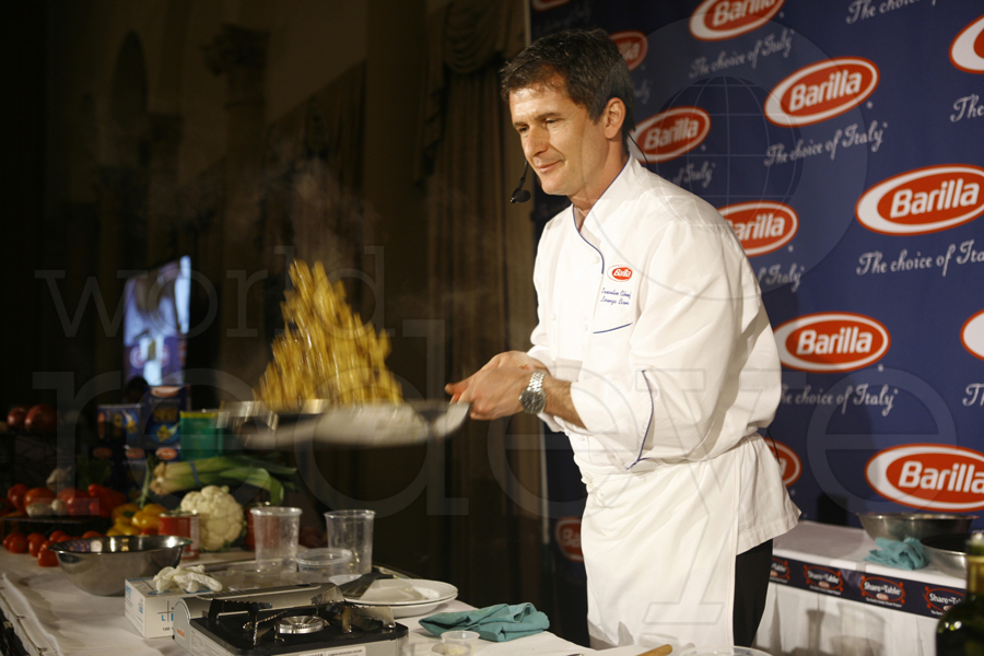 Chopped! Barilla Interactive Dinner