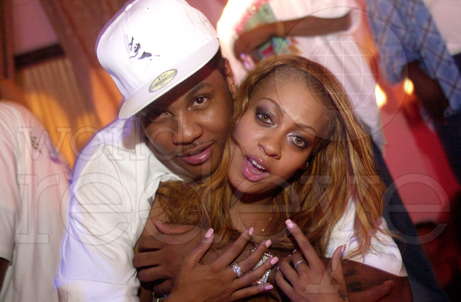 carmelo anthony and lala baby. Carmelo Anthony and Lala